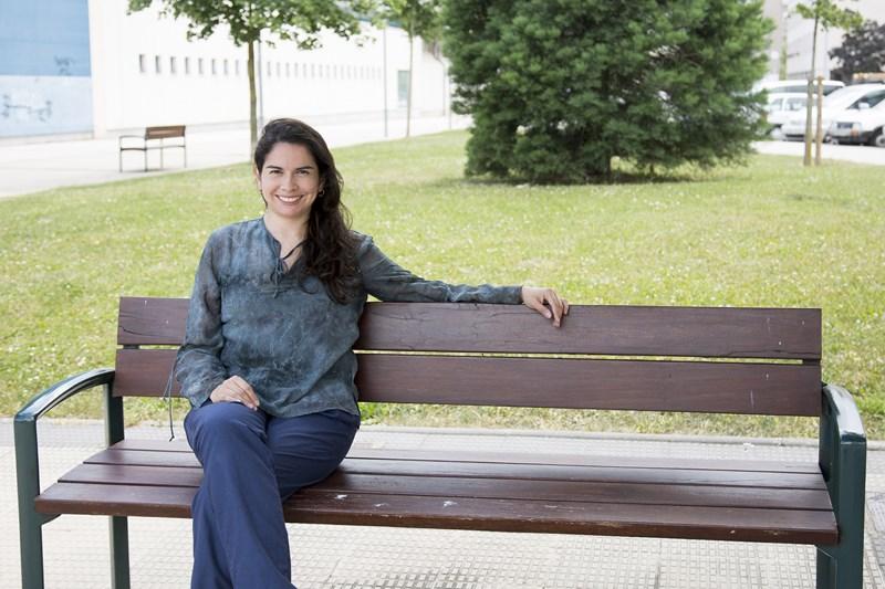 Marcela Vega. Gerente de Calícrates
